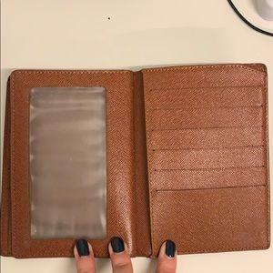 Louis Vuitton Bags - Authentic Louis Vuitton Passport Holder